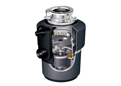 Garbage Disposal Repair - Goulds